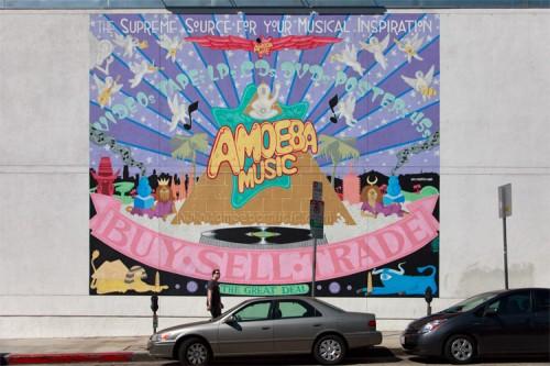 Amoeba Music Store - L.A.
